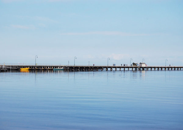 Embarcadero en Saint Kilda